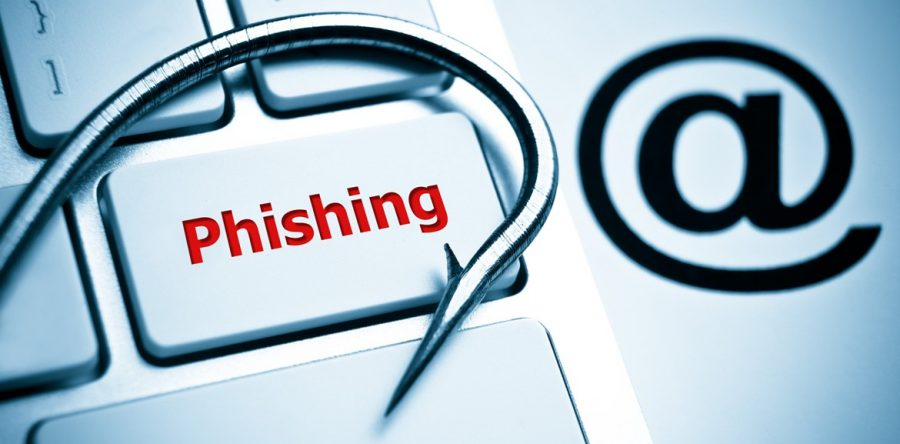 what is a phishing scam